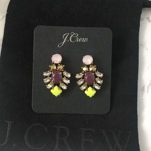 J.Crew Statement Earrings